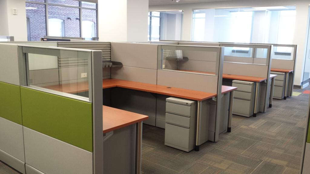 Used Cubicles Your New And Used Office Furniture In