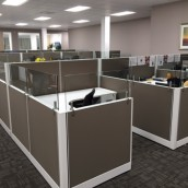 Cubicle Install Houston