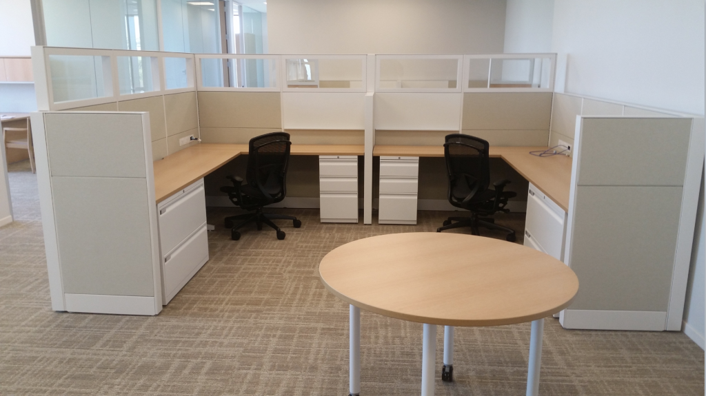 office furniture project gallery - houston, tx - clear choice