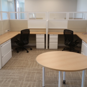 Houston Cubicle Install