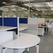 Tiled Office Project
