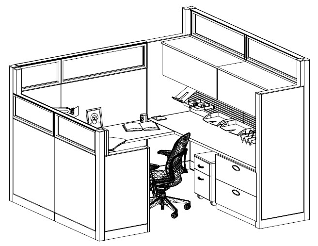 Office cubicles 101 buyer tips for Office design standards