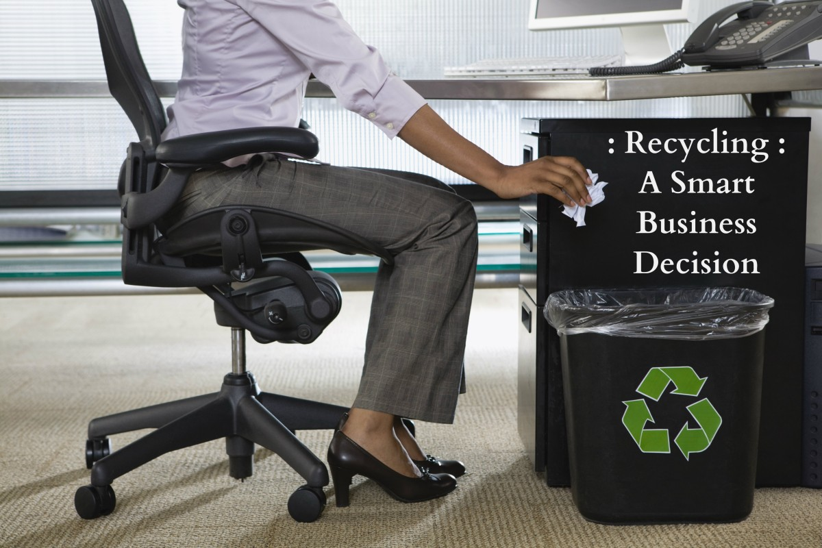 Simple Ways of Going Green with Office Furniture