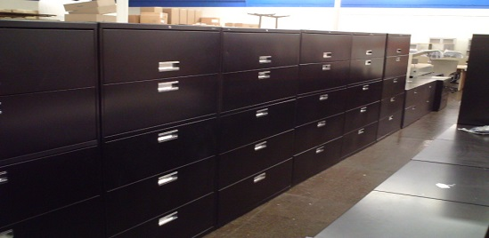 Used Office Cabinets