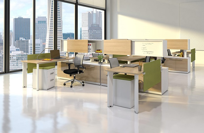 new cubicles Houston gallery