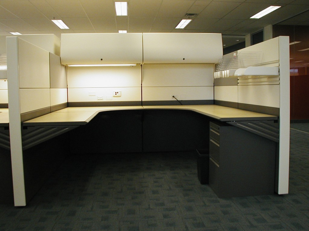 Used Herman Miller Resolve Stations Ethospace Cubicles