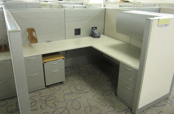 New Refurbished Used Cubicles