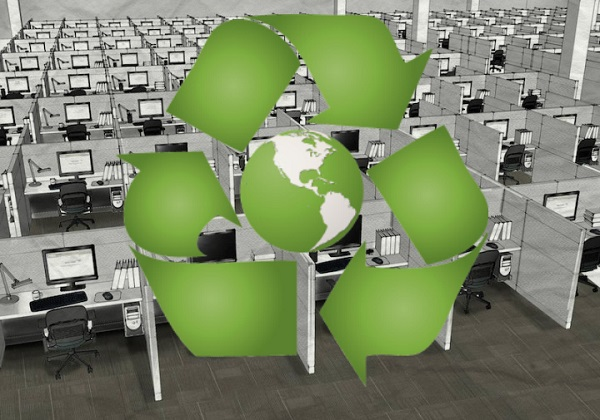 Used or Refurbished Cubicles: Immense Environmental Impact