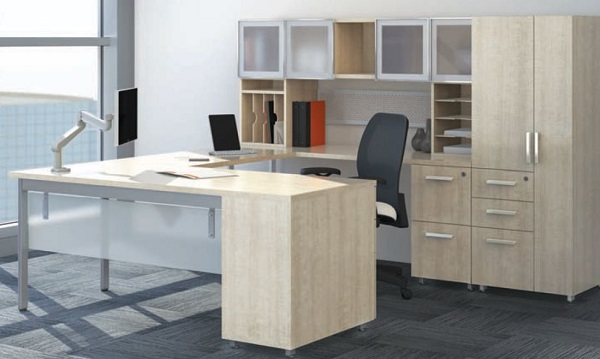 commercial desks houston office desks office furniture houston. Black Bedroom Furniture Sets. Home Design Ideas