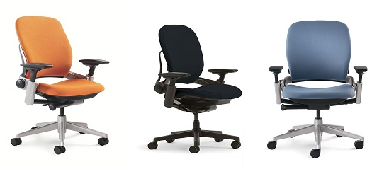 used steelcase leap chairs Houston