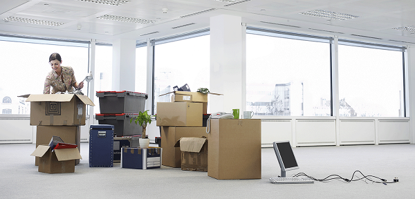 Your Green Office Move Has Never Been this Easy