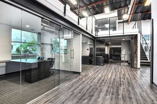 office space design ideas - Commercial Office Design Ideas