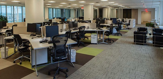 Open Floor Plan Office Furniture: The Importance Of Creating An Open Plan Desking And