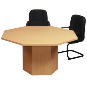 Octagonal Conference Table