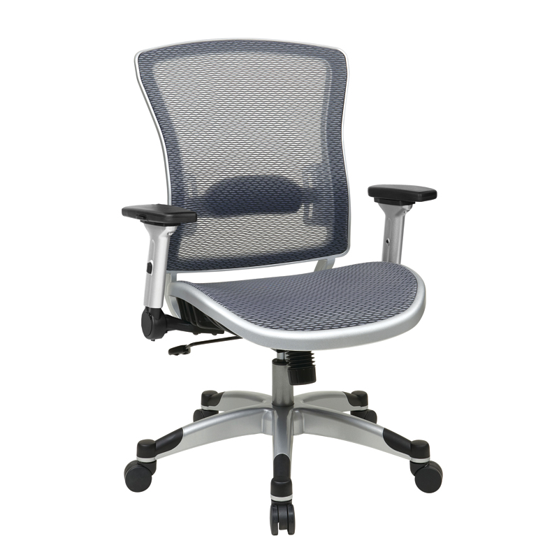 317-66C1F6 Professional Light Air Grid® Manager's Chair