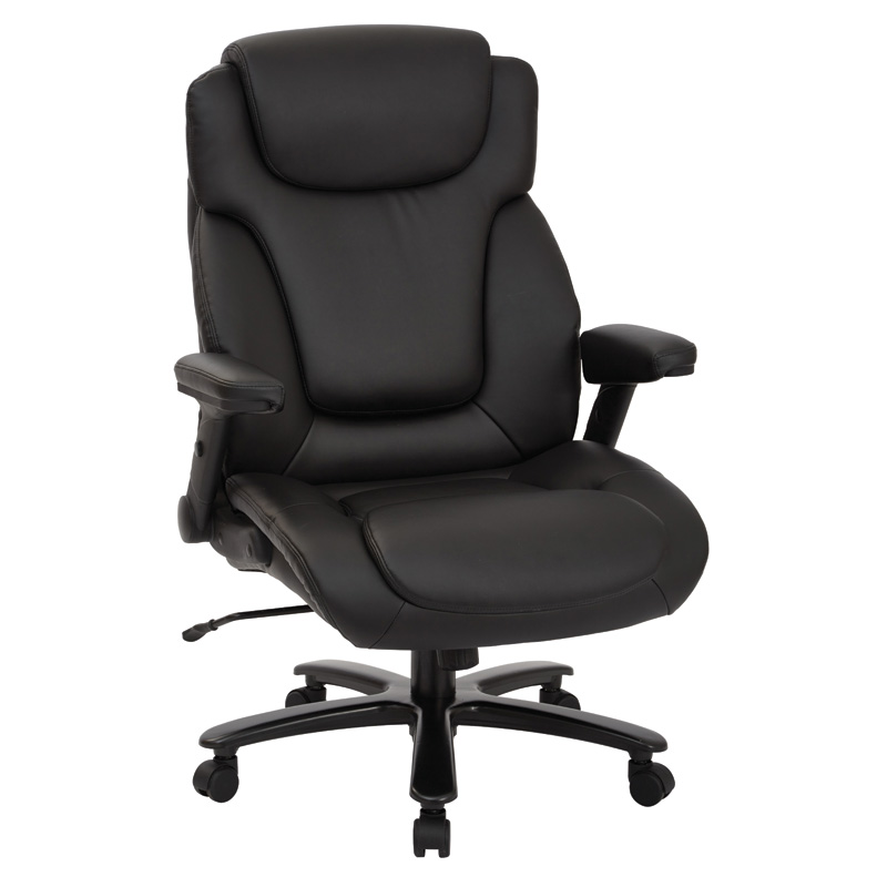 39200 Big & Tall Deluxe Bonded Leather Executive Chair