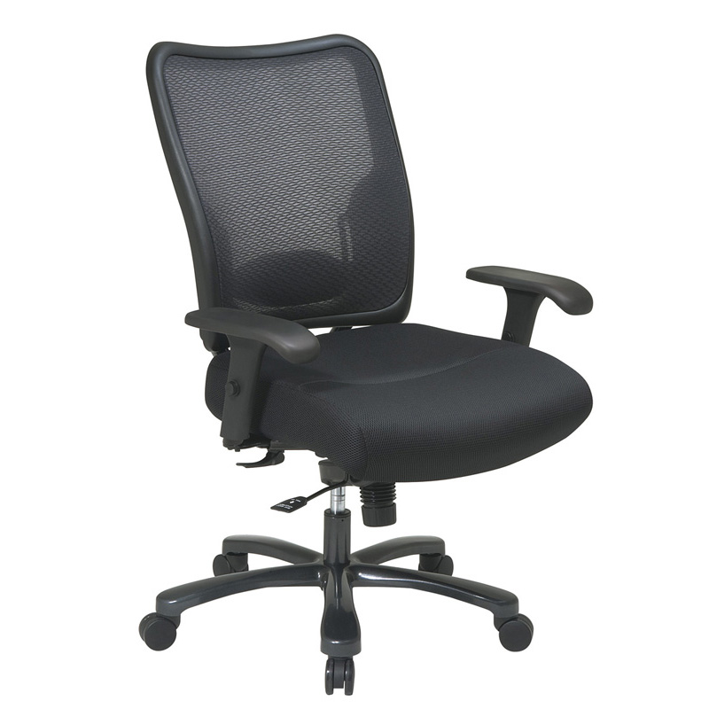 75-37A773 Double AirGrid Back & Mesh Seat Ergonomic Chair