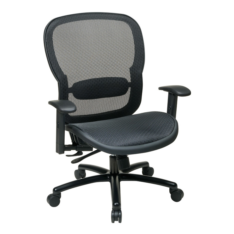 839-11B35WA Big & Tall Breathable Mesh Chair