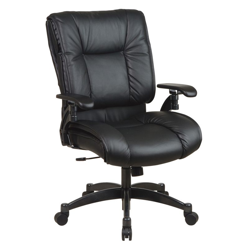 9333E Deluxe Eco Leather Conference Chair