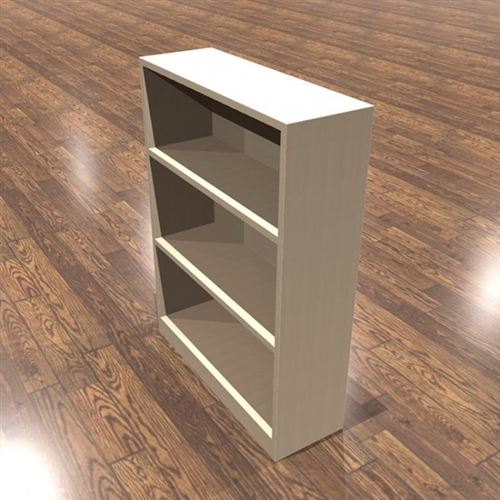 Cherryman Amber Collection Bookcase A828