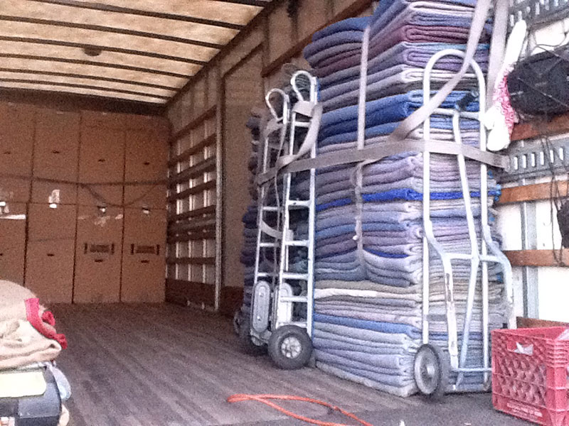 Commercial Mover Houston