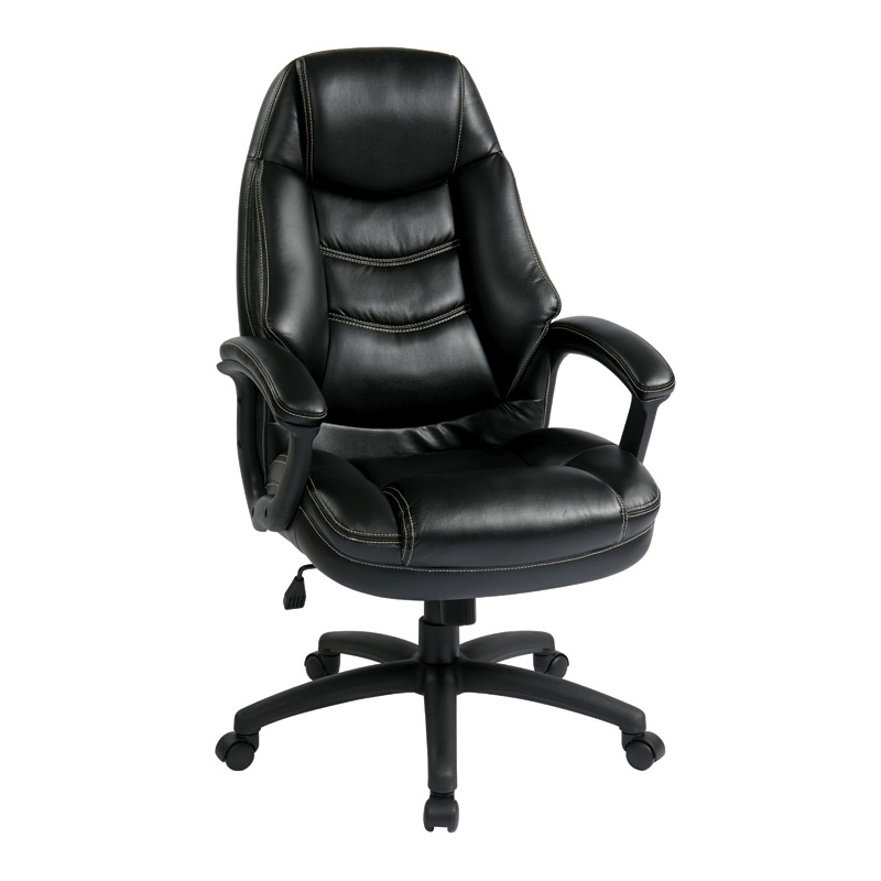FL3422-U6 Oversized Executive Faux Leather Chair
