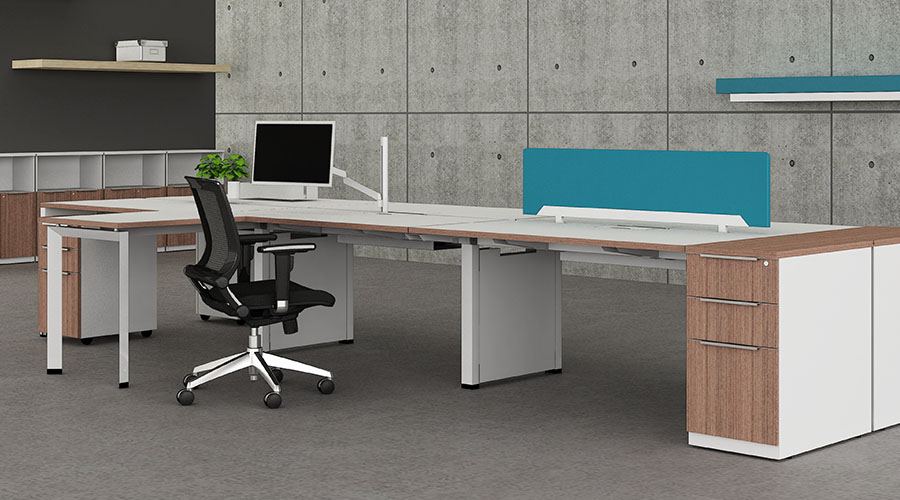 Create workspaces that will adapt and evolve with change