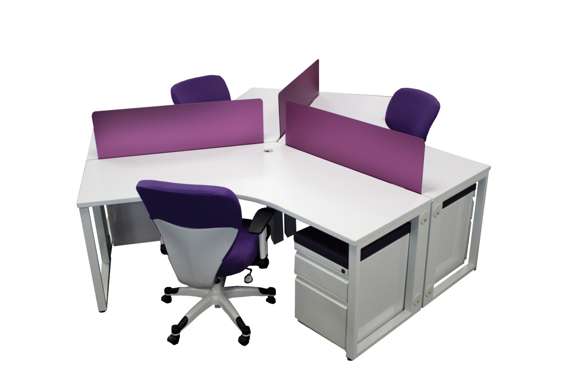 CITYP19 3-Pod Workstation