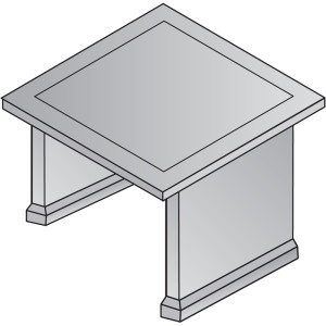 M-20 End Table