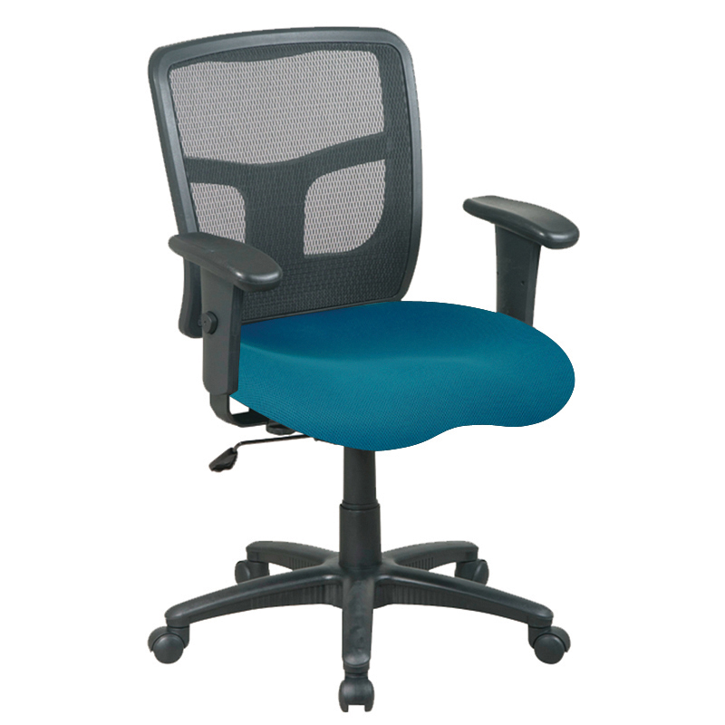 MI-1122- ProGrid Back Managers Chair