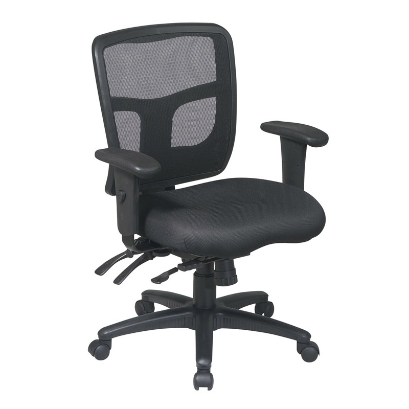 MI-1522-30 ProGrid Back Managers Chair with Multi-Function Control