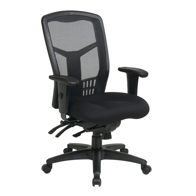 MI-2502-30 ProGrid High-Back Managers Chair