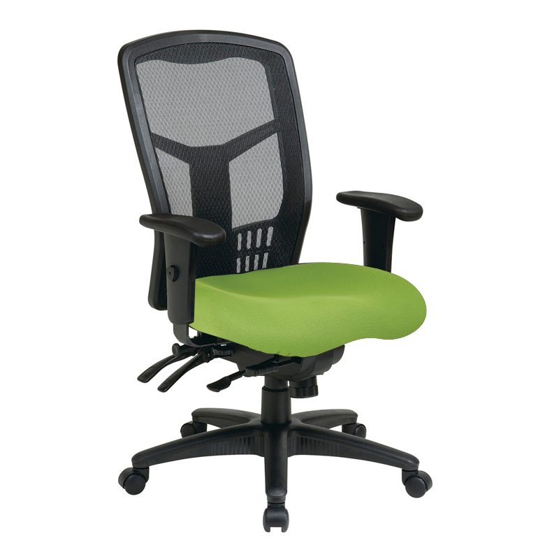 MI-2502- ProGrid High-Back Managers Chair