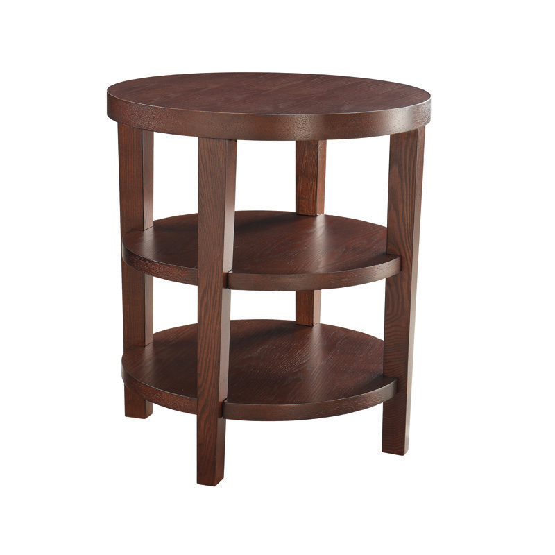 MRG09 Round End Table
