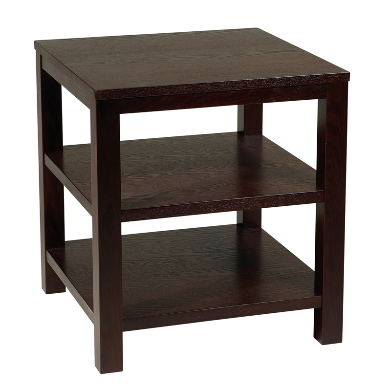 MRG09S Square End Table
