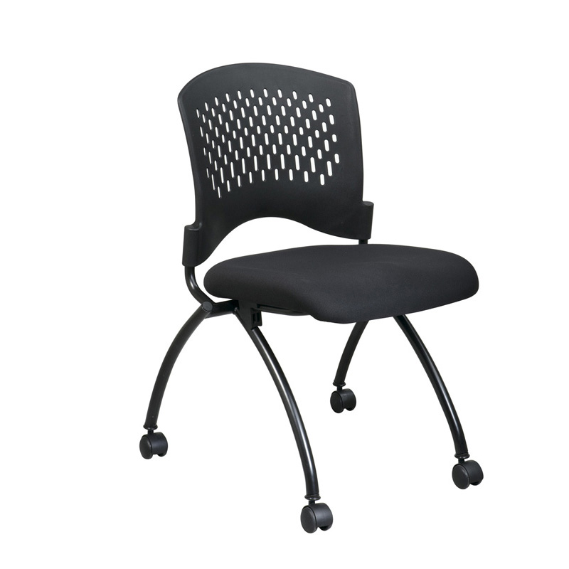 NI-2200-30 Armless Plastic Back Nesting Chair