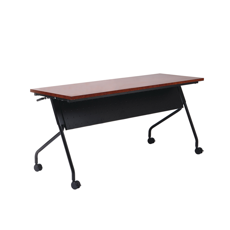 NI-84224T 48 x 24 Nesting Training Tables with Modesty Panel