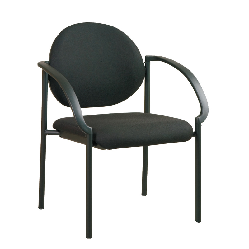 SI-1104-231 Stack Chair with Arms