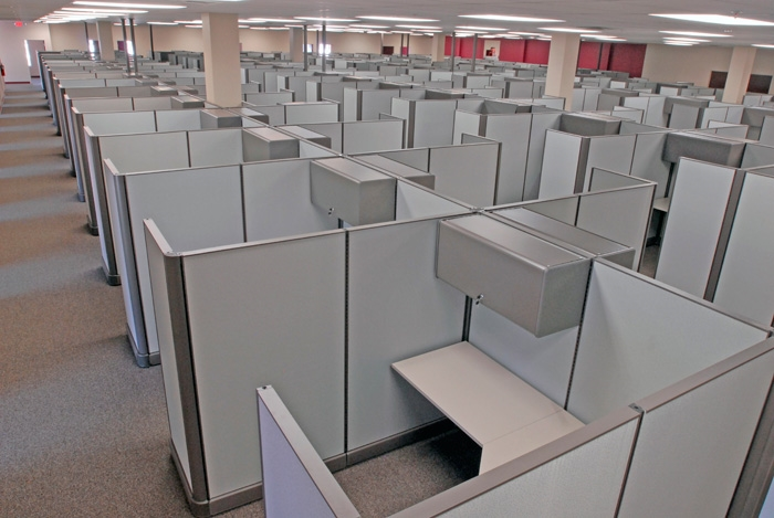 Office Cubical In Used Office Cubicles Houston Your New And Furniture In