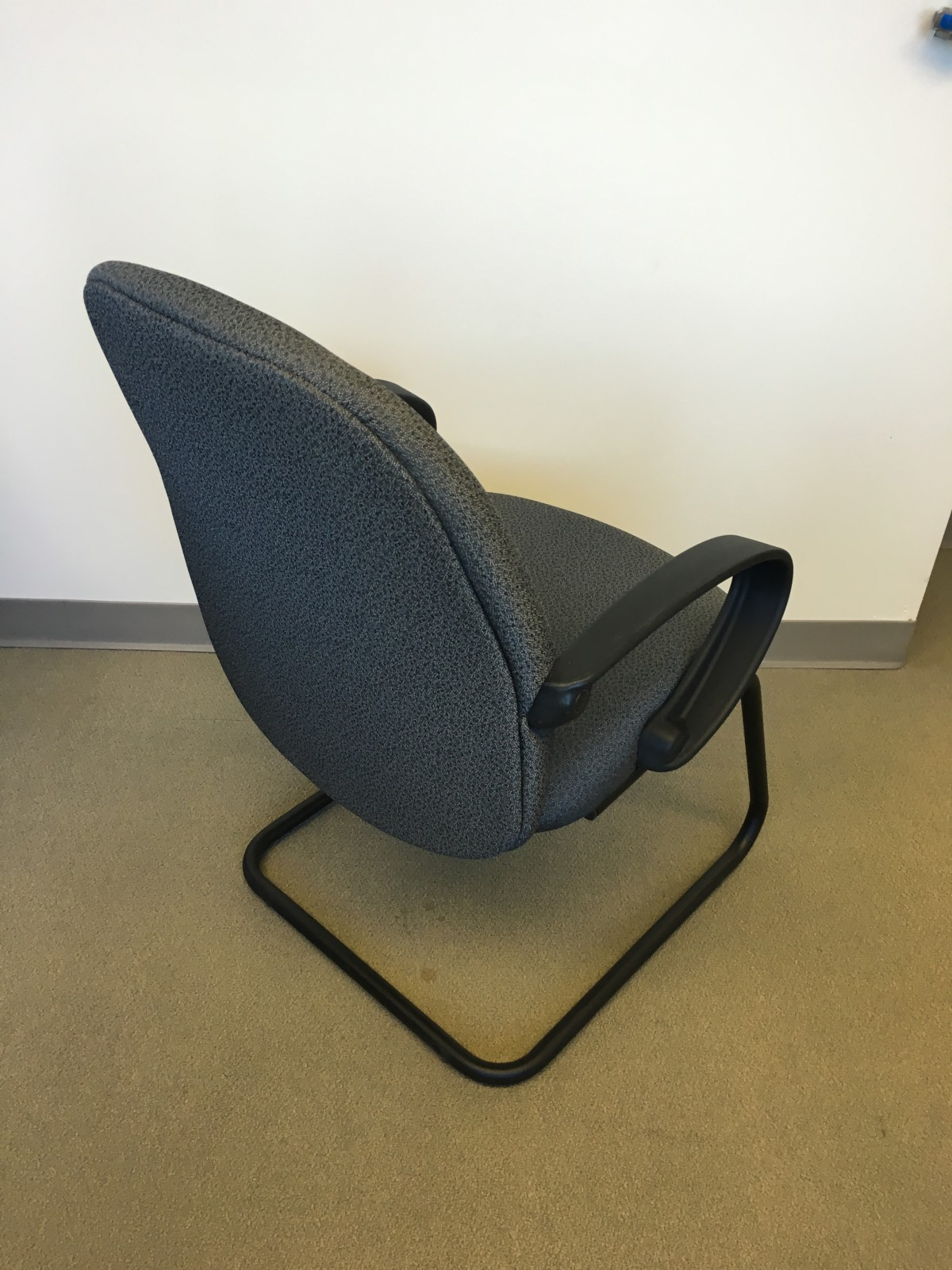 Grey General Office Products Guest Chair