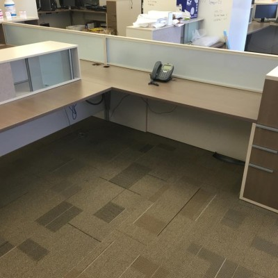 Teknion Used Cubicle
