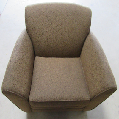HON Beige Club Chair