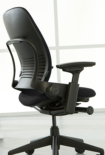 Steelcase Leap Black