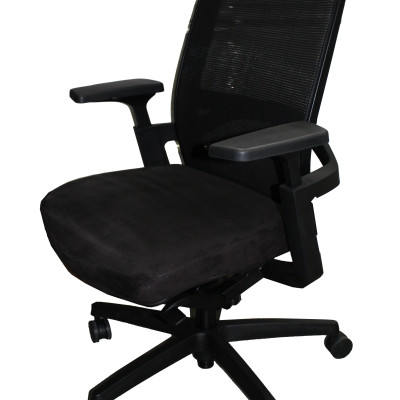 black hon chairs