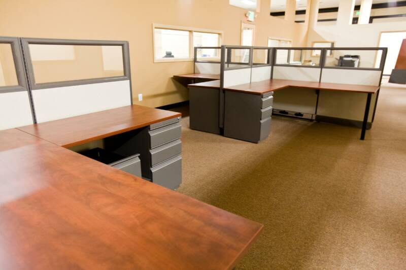 AO2 Office Cubicles