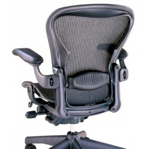 herman miller aeron chair lumbar