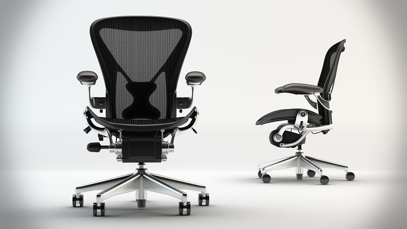 herman miller aeron chair