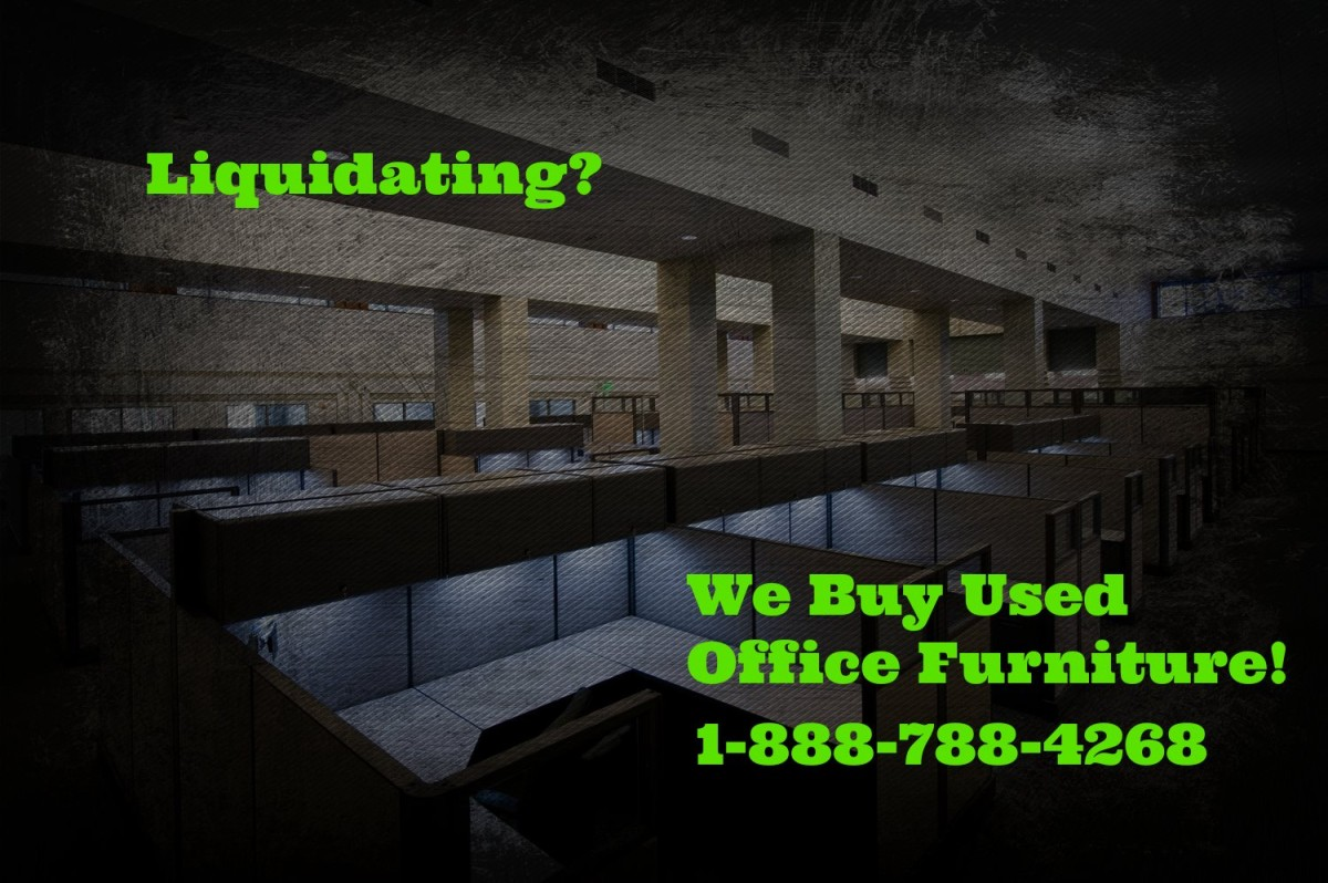 Sell My Office Furniture In Houston