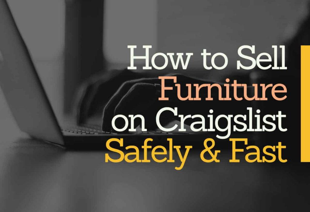 Top Tips for Selling Used Office Furniture in Houston on Craigslist