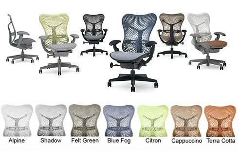 Herman Miller Mirra Houston